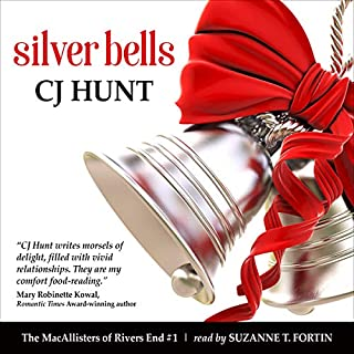 Silver Bells: A Rivers End Romance     The MacAllisters, Book 1 (The MacAllisters of Rivers End)              De :                                                                                                                                 CJ Hunt                               Lu par :                                                                                                                                 Suzanne T. Fortin                      Durée : 2 h et 3 min     Pas de notations     Global 0,0