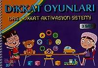 Dikkat Oyunlari (3 Yas); Das-Dikkat Aktivasyon Sistemi