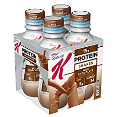 Delicious, ready-to-drink protein shake with a classic milk chocolate flavor A refreshing beverage made for busy schedules; A simple, delicious way to help liven up your mornings; A tasty part of any balanced diet; Enjoy chilled, refrigerate after op...