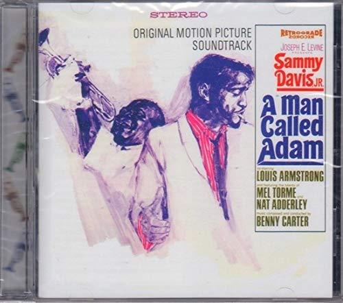 A Man Called Adam [CD, Film Score Monthly]
