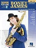 Boney James: Saxophone Play-Along Volume 13 (Hal Leonard Saxophone Play-along) (English Edition)