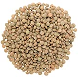Small Brown Lentils • Pardina or Spanish Brown • 100% Desiccant Free • 25 lbs • Non-GMO Project Verified • 100% Non-Irradiated • Certified Kosher Parve • USA Grown • Field Traced • Poly Bag