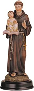 George S. Chen Imports SS-G-205.09 Saint Anthony Holy Figurine Religious Decoration Statue Decor, 5