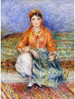 Renoir Algérie Impression sur toile de qualité supérieure Décoration murale