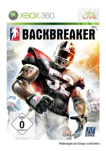Backbreaker [Importación alemana]