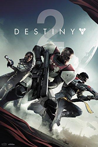 GB Eye Destiny 2, Schlüssel Kunst, Maxi Poster 61x 91,5cm, verschiedene