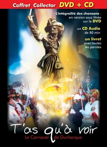 Coffret Collector CD/DVD Le carnaval de Dunkerque - T'as qu'à voir