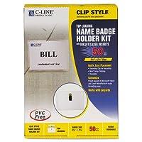 cli95523–c-lineクリップスタイルバッジホルダーキット