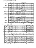Sheet Music: Symphony No. 5 in C Minor, Op 67 (English Edition)
