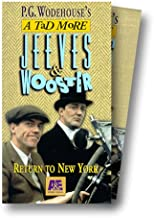 P.G. Wodehouse's A Tad More: Jeeves & Wooster 6pc  VHS