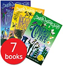 Chrestomanci 7 Books Set Collection by Diana Wynne Jones