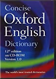 Concise Oxford English Dictionary - CD-ROM edition, Windows/Mac Individual User Version 1.0 - OUP Oxford - 18/08/2011