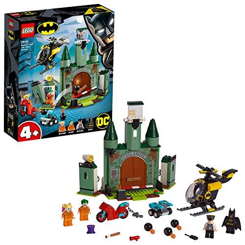 LEGODCBatman 76138 - Joker auf der Flucht und Batman, Bauset