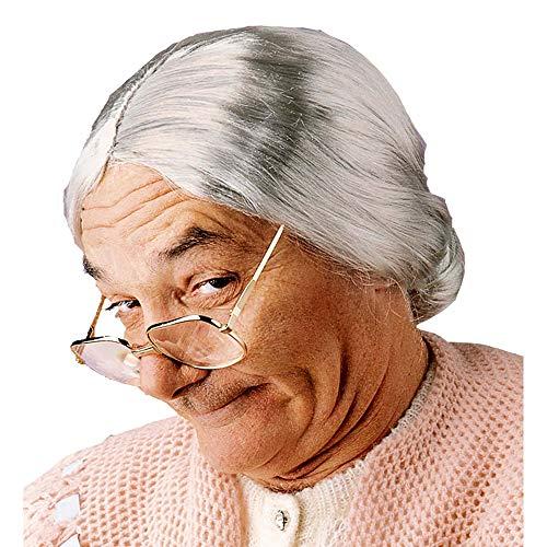 6007L Parrucca Nonna BEFANA [Giocattolo]