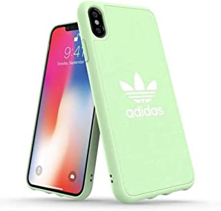 adidas Originals Moulded Case Compatible with iPhone XS Max - Green