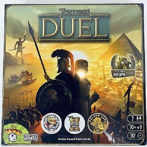 7 Wonders duel - Asmodee - Jeu de société - 2 joueurs