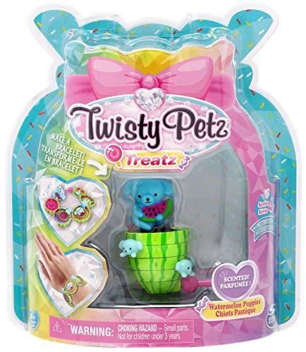 Twisty Petz Treatz - Cachorros de sandía, Serie 4