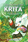 Digital Painting with KRITA 2.9: Learn All of the Tools to Create Your...