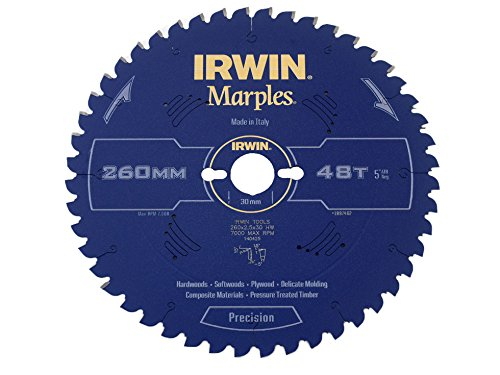 Irwin - Disco sierra circular 260mm/48t inglete