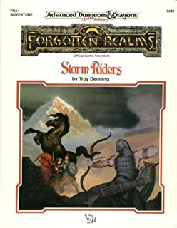 Storm Riders: Forgotten Realms