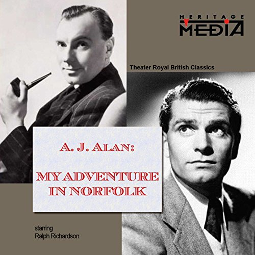 My Adventure in Norfolk audiobook cover art