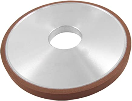 Tool Post Grinding Wheels Abrasive Wheels & Discs uxcell 3.9 Dia Diamond Coated Glass Grinding Cutting Cut-off Wheel Disc 4pcs