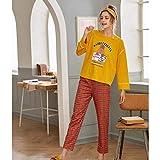 camicie da notte accappatoi indossa un pigiama di servizio a domicilio, stampa a quadri, sport casual, indossabile