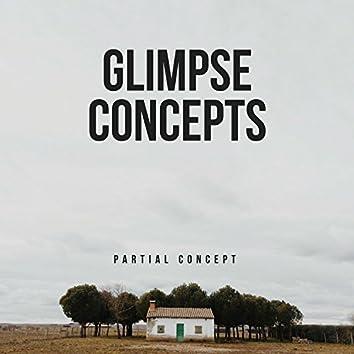 Glimpse Concepts