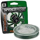 Spiderwire Tresse 8 Brins Stealth Smooth8-0.14mm - 16.5Kg - 300m - Moss Green -...
