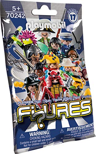 PLAYMOBIL Figuras Serie 17 niño  70242