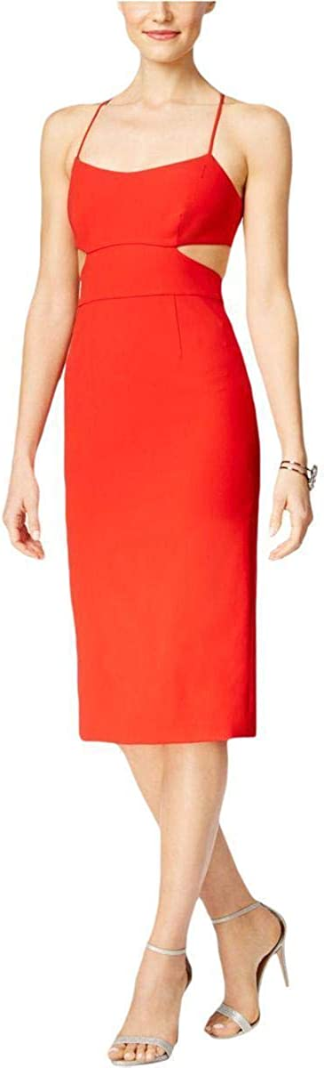 Jill Jill Stuart Women's Cutout Dress