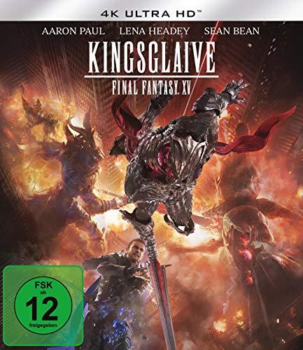 Kingsglaive: Final Fantasy XV (4K Ultra HD) [Blu-ray]