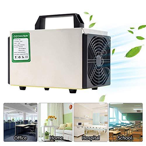 Purificatore del Generatore di Ozono, Sterilizzatore d'Aria per La Rimozione Degli Odori Del Generatore Di Ozono Commerciale 18.000 Mg/Ora Purificatore d'Aria Industriale All'Ozono YOMERA