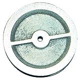 HSI cuerda ruedas (Hierro Fundido 50mm, 10unidades, 347050.0