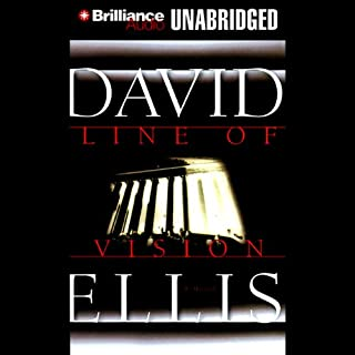 Line of Vision audiobook cover art