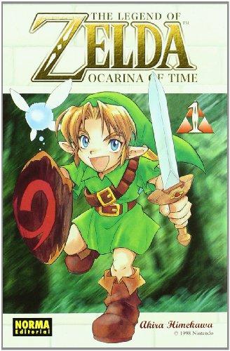 THE LEGEND OF ZELDA 01 OCARINA OF TIME 01 (CÓMIC MANGA)