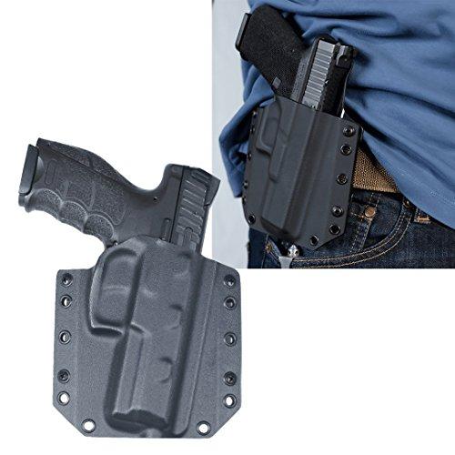 Bravo Concealment H&K VP9 OWB Gun Holster