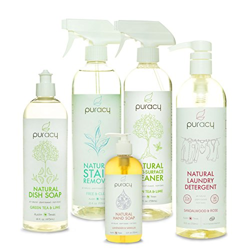 Puracy Natural Home Cleaning Set