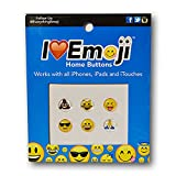 Everything Emoji ~ Home Button Sticker Pack for iPhone/ipad/iPod - Set 2