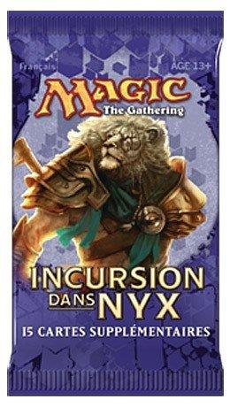 Magic The Gathering - 332434 - Jeu De Cartes - The Journey Into Nyx - Bo D36