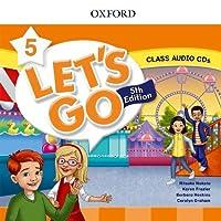 Let's Go: Level 5: Class Audio CDs