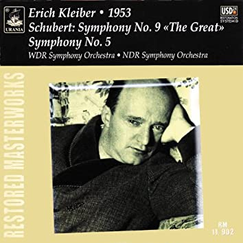 Kleiber Conducts Schubert