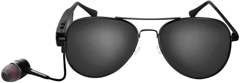 Men's Polarized Sunglasses Smart blueetooth Stereo Music Eyeglasses