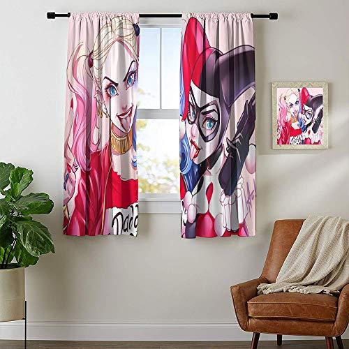 51DZMnCCSOL Harley Quinn  Curtains
