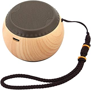 SODIAL Bluetooth Speaker Mini Portable Wireless Personality Gift Audio Subwoofer Outdoor Car Speaker