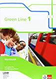 Green Line 1: Workbook mit Audio-CDs und Übungssoftware Klasse 5