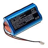 vhbw Batterie Compatible avec Altec Lansing LifeJacket XL Rugged Haut-parleurs, Enceintes (10200mAh, 3,7V, Li-ION)