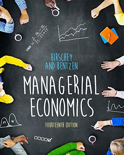 Bentzen, E: Managerial Economics