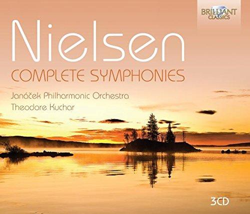 Nielsen: Sämtliche Sinfonien