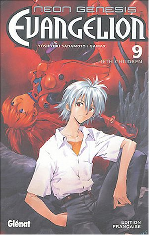 Neon Genesis Evangelion - Tome 09: Fifth Children